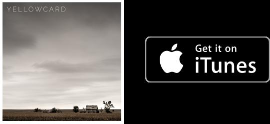 Yellowcard iTunes image