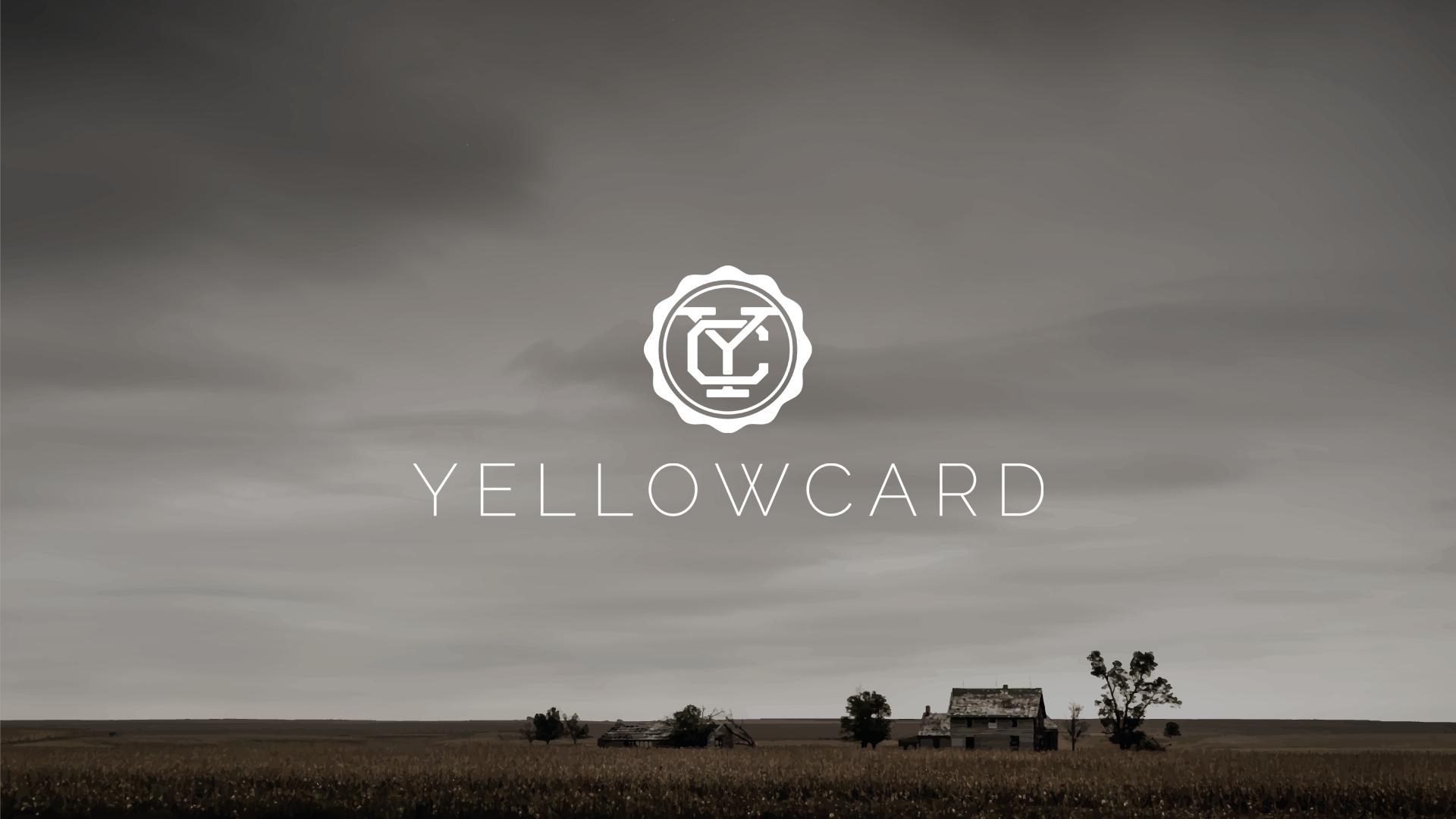 Футболка yellowcard #1 (женская)